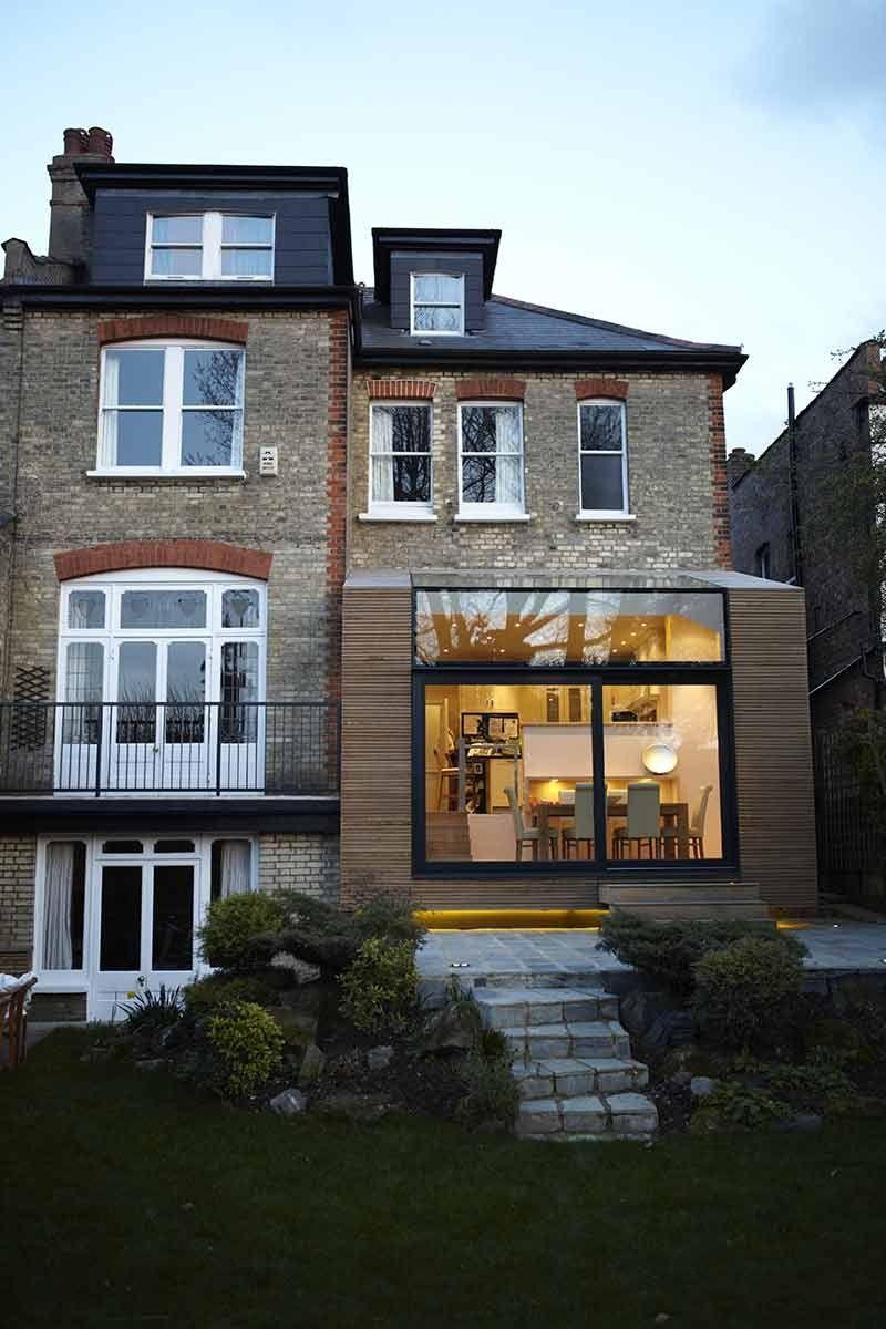 Les solutions pour une extension de maison par excavation for Extension maison 59