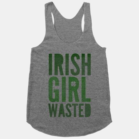 Irish Girl Wasted | HUMAN