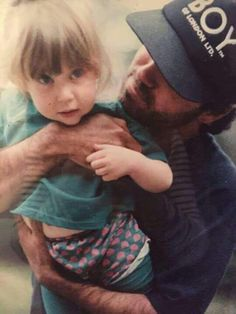 George Michael (RIP) and little girl❤️