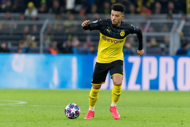 Jadon Sancho Vs Psg Stock Pictures Royalty Free Photos Images Getty Images In 2020 Psg Sancho Photo