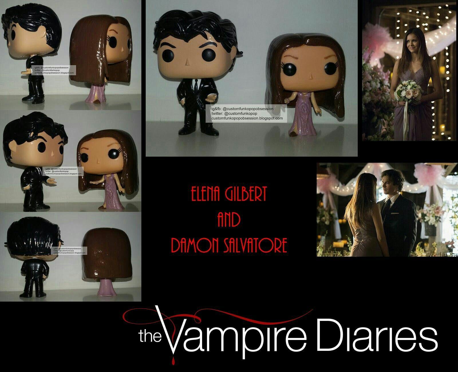 Попа дневники вампира