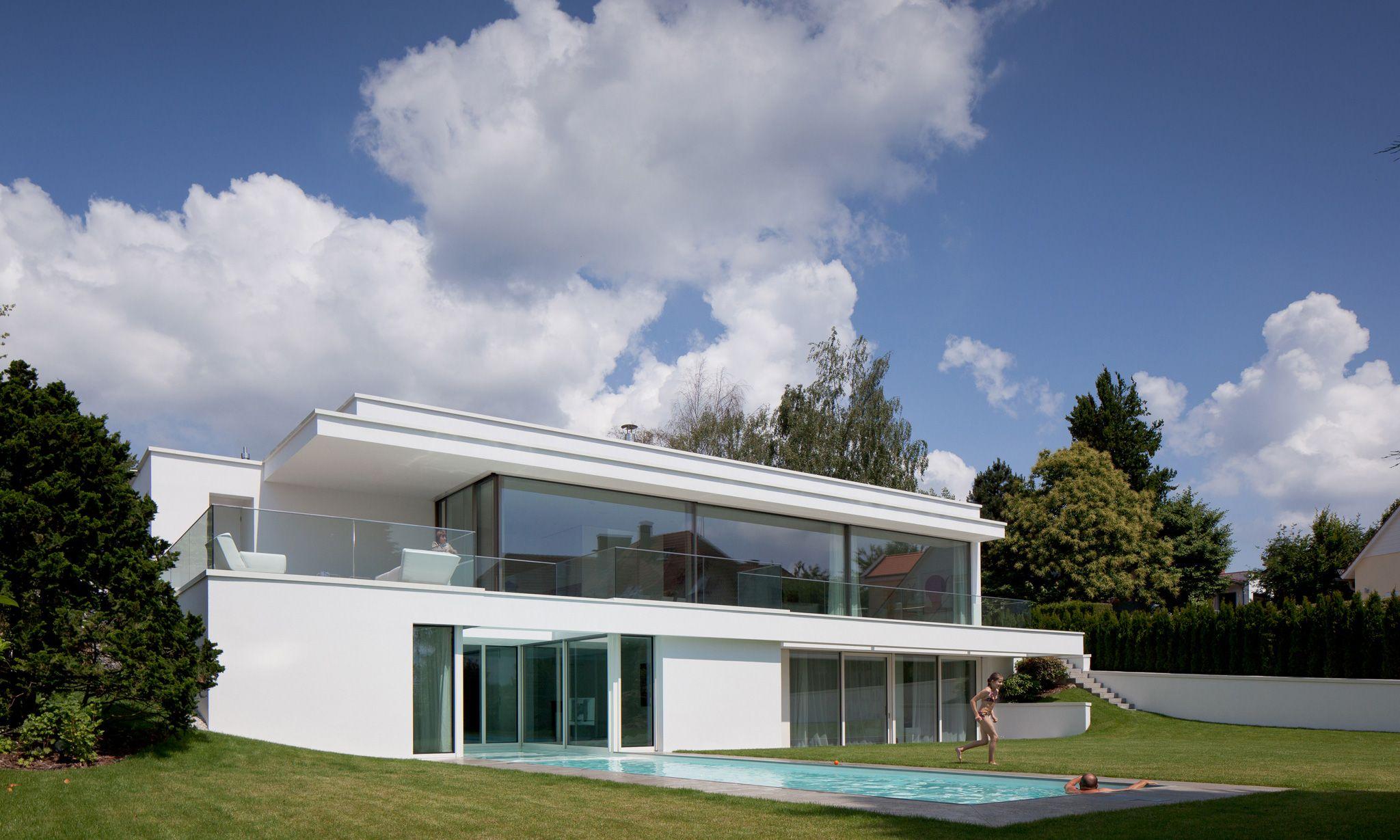 Villa von stein philipp architekten haus haus - Philipp architekten ...