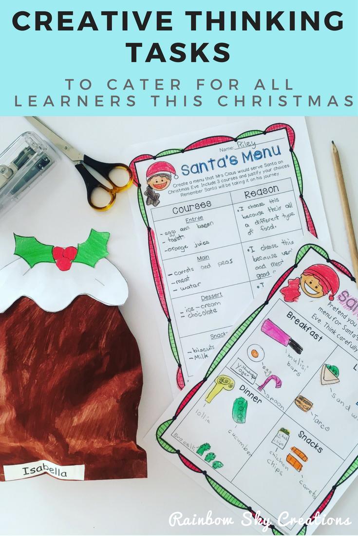 Christmas Activities for Kindergarten-Grade 2 - Worksheets & Digital ...