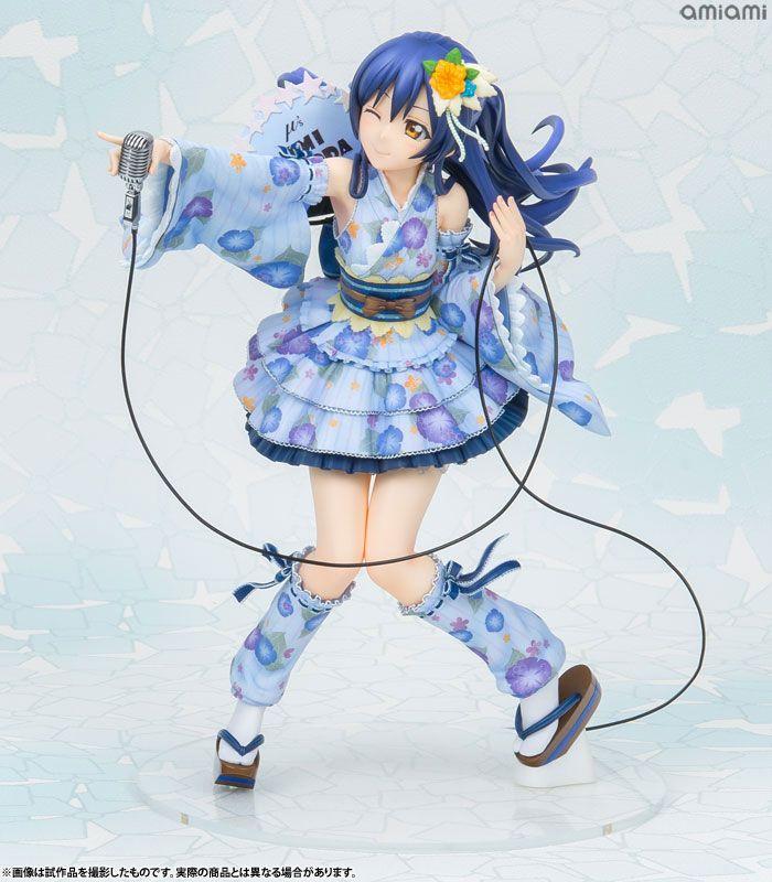 AmiAmi [Character & Hobby Shop] | Love Live! School Idol Festival - Umi Sonoda 1/7 Complete Figure(Pre-order)