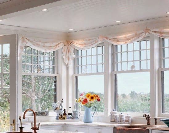 para elegir las cortinas de cocina de moda debemos valorar algunos factores importantes y conocer las ultimas novedades decoracin ideas y fotos