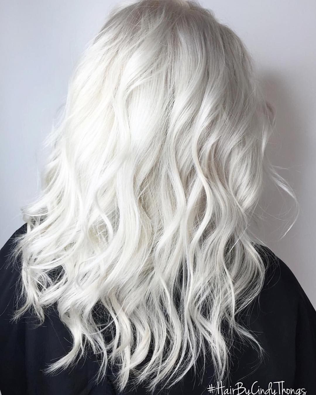 Therealcindyth0ngs Created The Most Gorgeous Icy Blonde