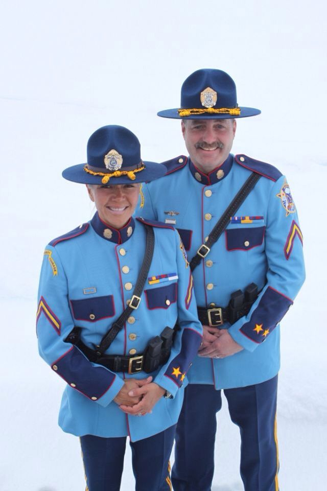 34f7942d916 Troopers  Anne Sears and Jay Sears