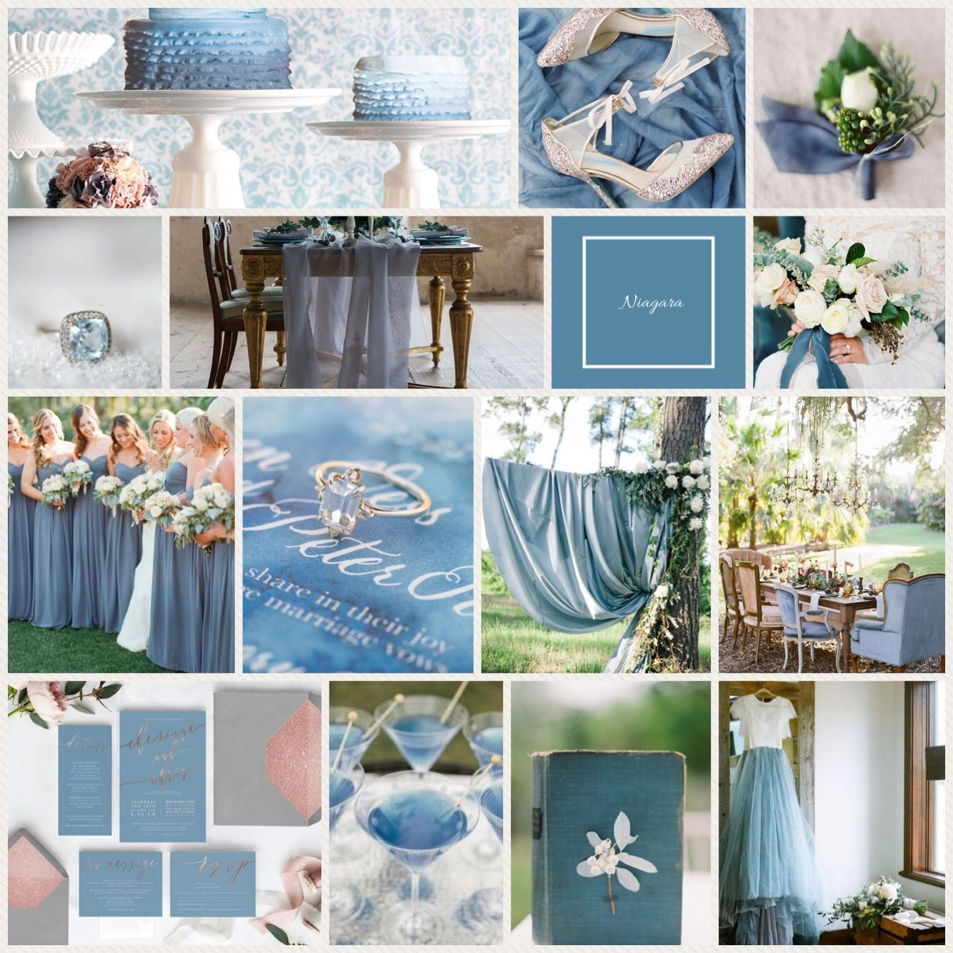 Niagara Blue Pantone 17 4123 Hex 5587a2 Colorinspiration