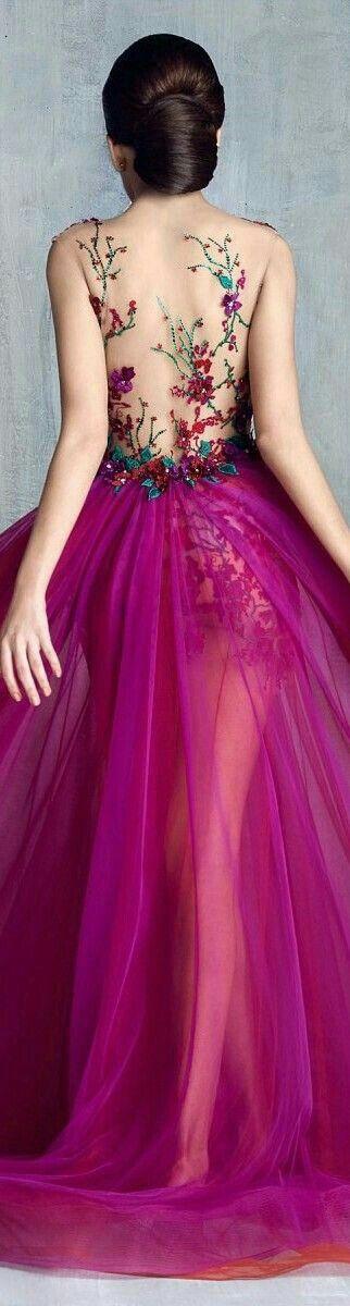 Pin de MO AFSHAR en Dear PURPLE | Pinterest | Vestidos de graduación ...