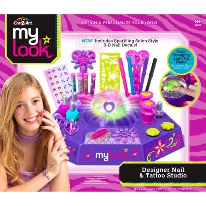 Cra Z Art My Look Designer Nail Studio Things I Want For My