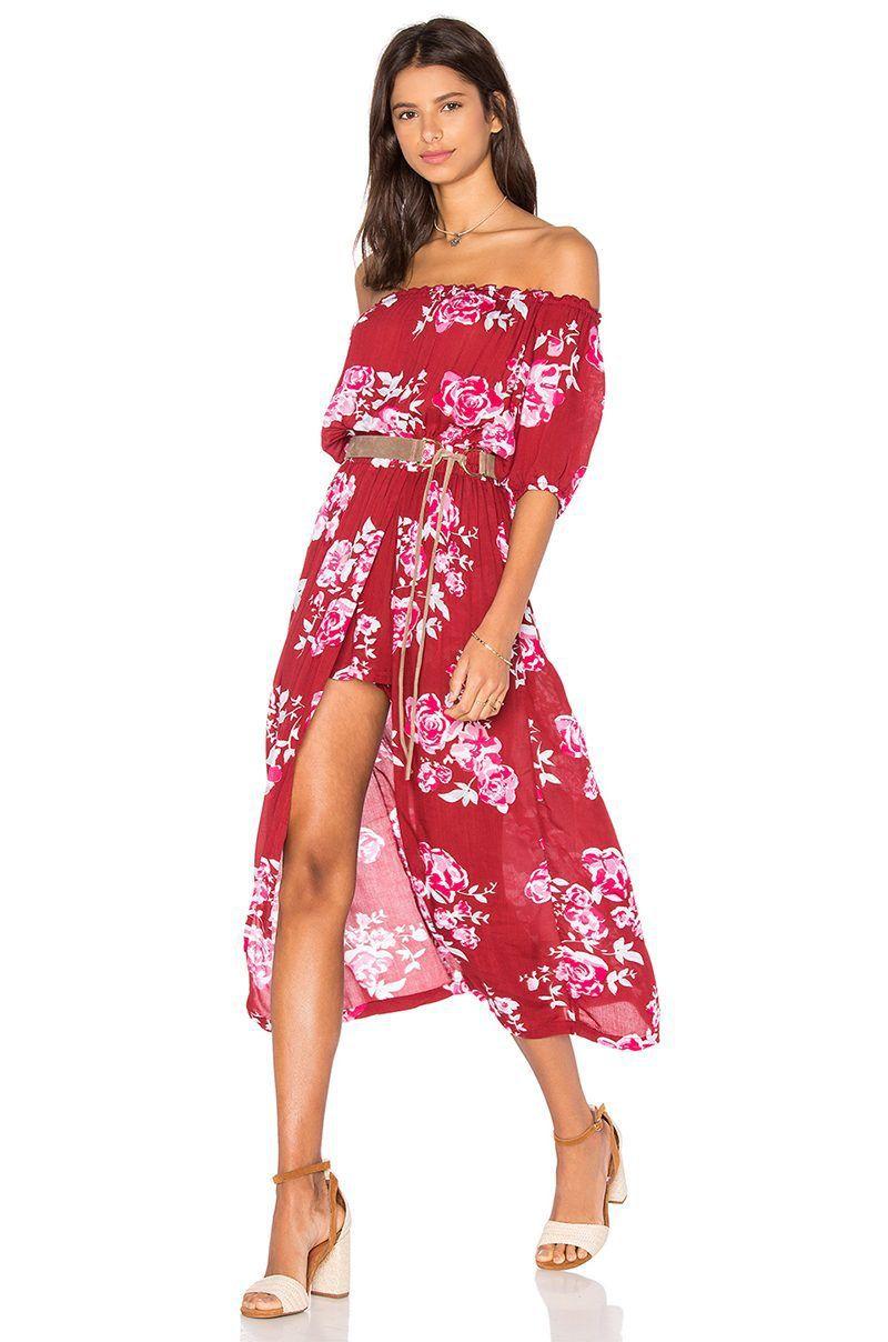 We love maxi vestidos\