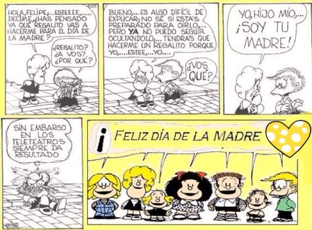 Pin By Ideas En Orden On Día De Las Madres Web Magazine Greatful Comics