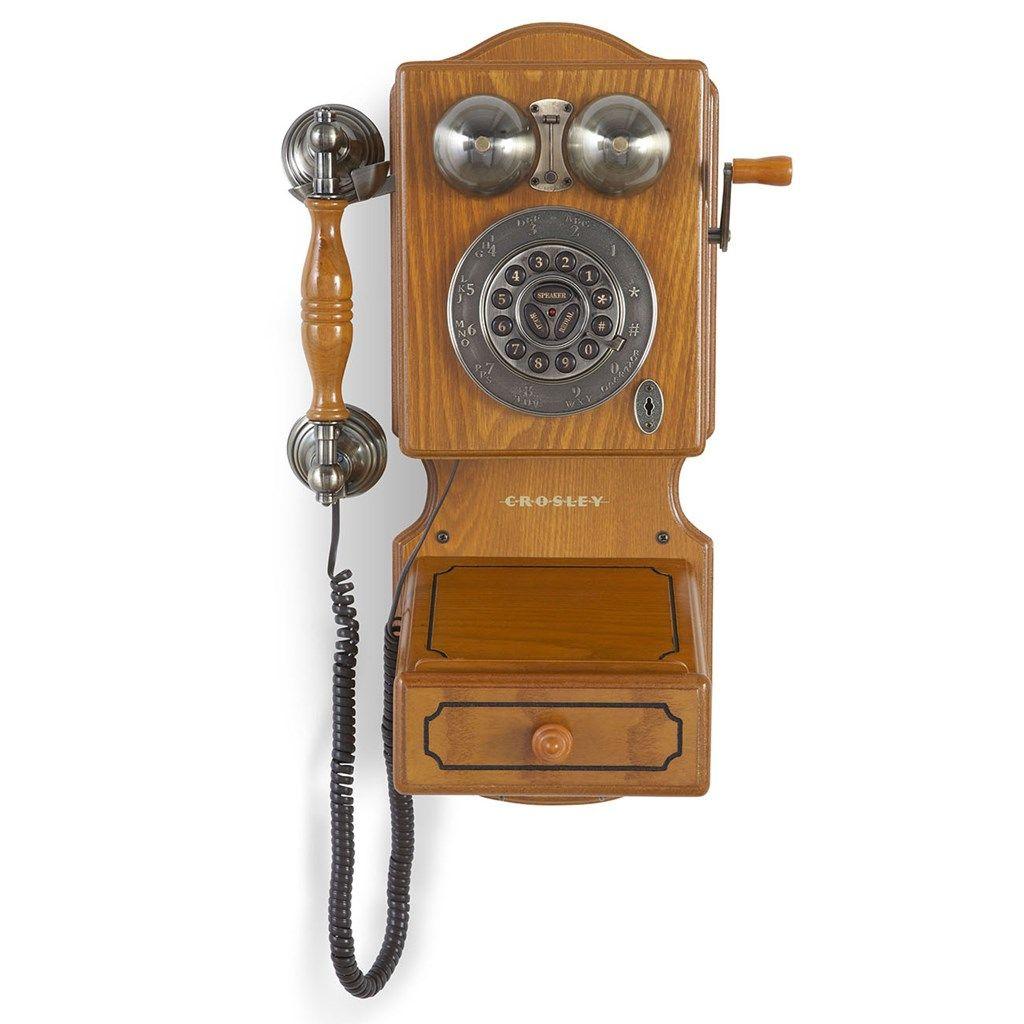 Crosley ® Country Kitchen Wall Phone II #wallphone