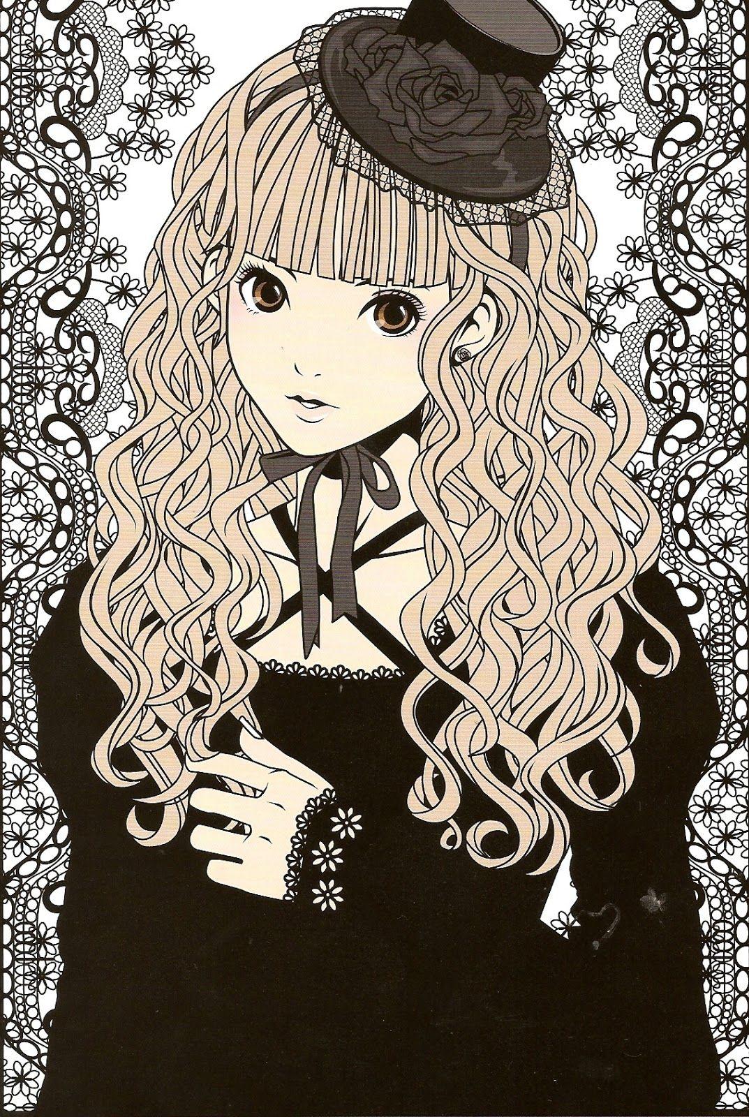 Eri kamijo业条衿 kai fine art アートのアイデア キュートなアート ポストカード