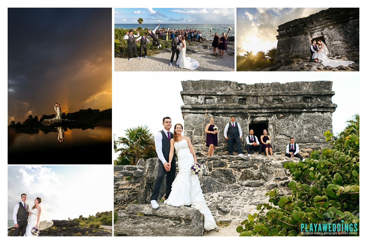 Featured Occidental Grand Xcaret Wedding Photo Video Riviera Maya Destination Weddings And Venues