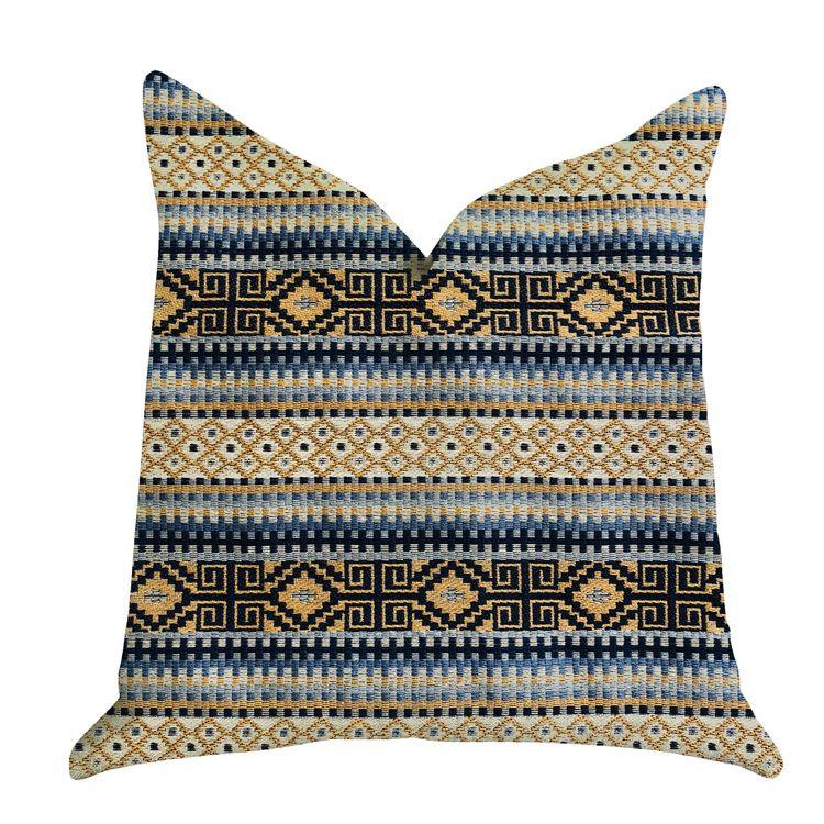 Plutus Brands Daphne Diamante Textured Luxury Throw Pillow - Plutus Brands - PBRA1324-1818-DP