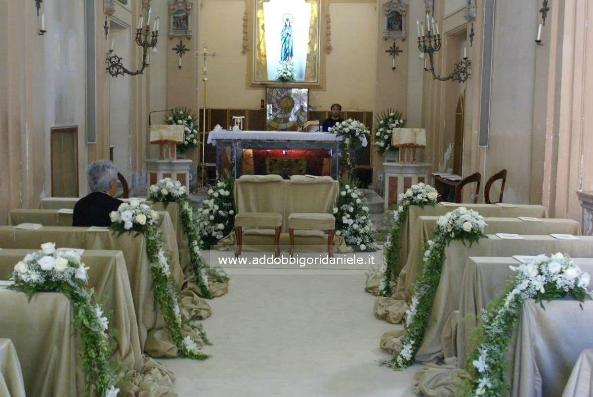Chiesa Sant Ippolito A Porto Fiumicino Addobbi Chiesa A Roma Addobbi Floreali Per Chiesa Fiori Per Matrimon Fiori Per Matrimoni Bouquet Fiori Per La Chiesa