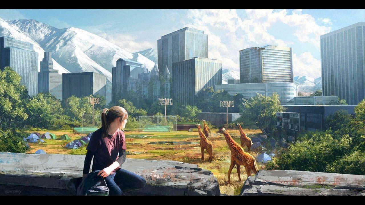 The Last Of Us Art Arte Digital Arte Conceptual Arte