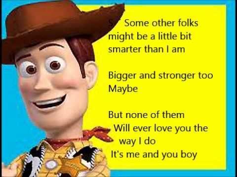 You Ve Got A Friend In Me Lyrics Randy Newman And Lyle Lovett