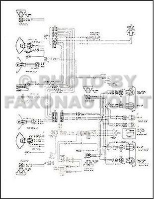 1974-1975 chevy gmc c5 c6 cowl wiring #diagram c50 c5000