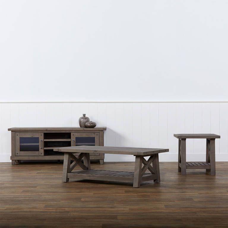 Fine Ironside Coffee Table Rustic Grey Home 2 Rustic Side Customarchery Wood Chair Design Ideas Customarcherynet