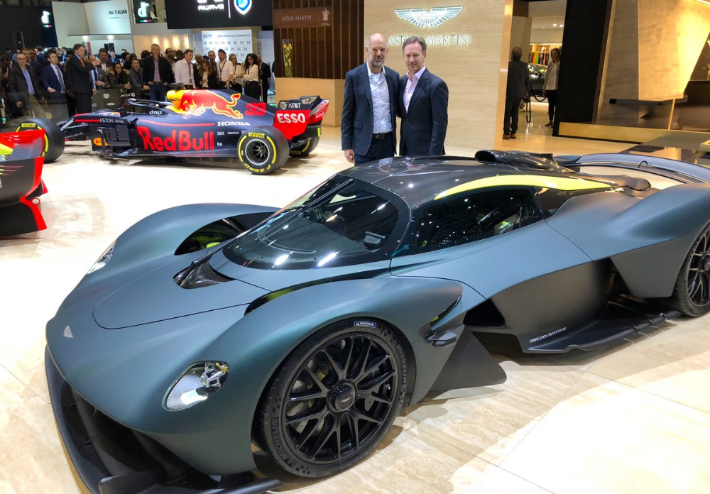 Aston Martin Valkyrie Google Search Red Bull Racing Stealth Bomber Beautiful Cars