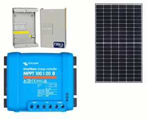 Rv Marine 12v Charging Kit With 330 Watt Solar Panel 30 Amp Mppt Charge Controller Solar Energy Panels Best Solar Panels Solar Power System