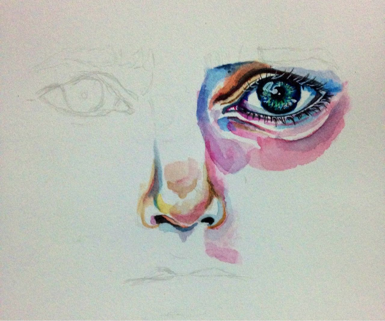 Tumblr watercolor painting images for Tumblr painting art