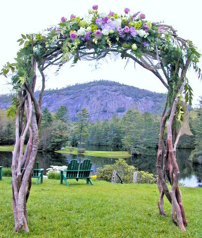 find this pin and more on rustic vintage wedding arch