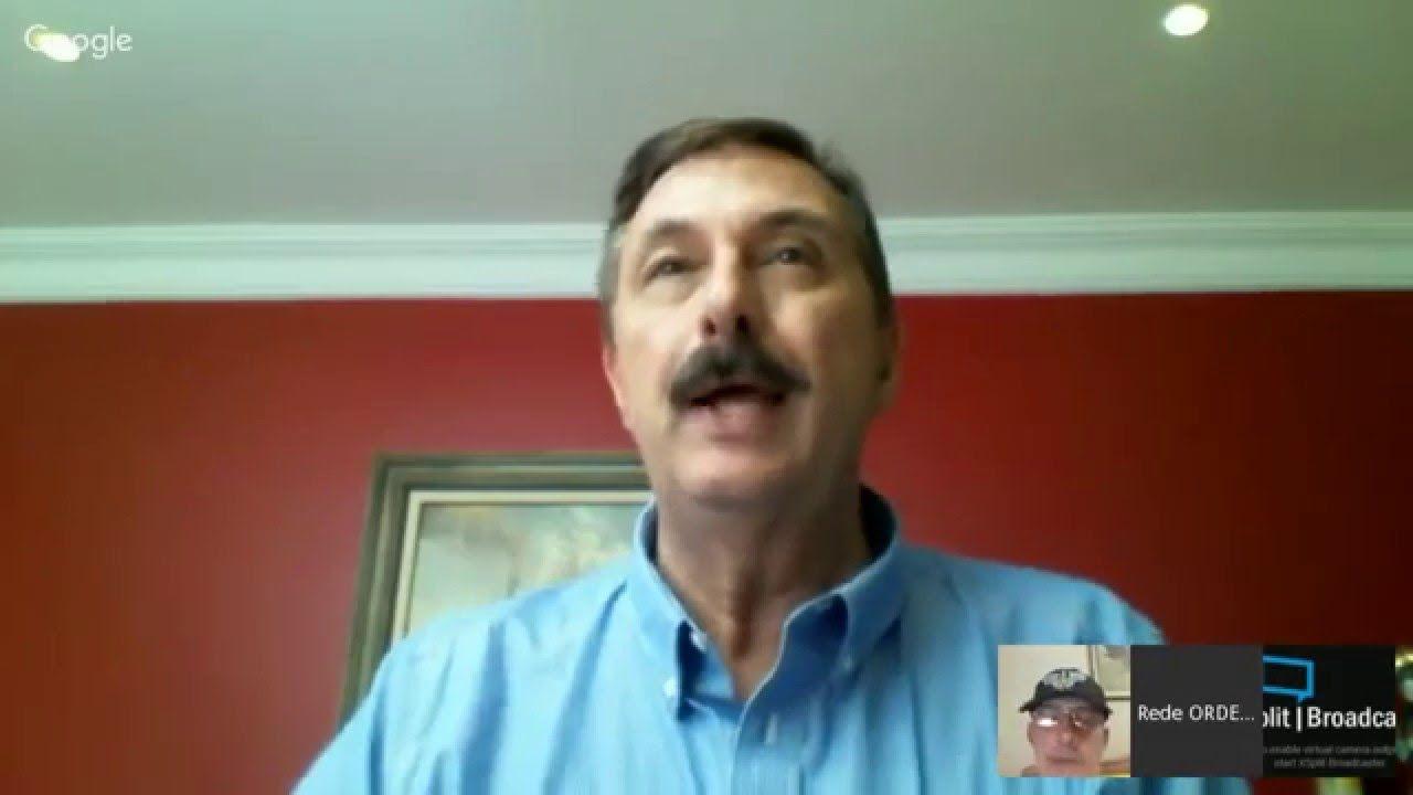 Dr Ribas esclarece a situação do Brasil e da  América Latina
