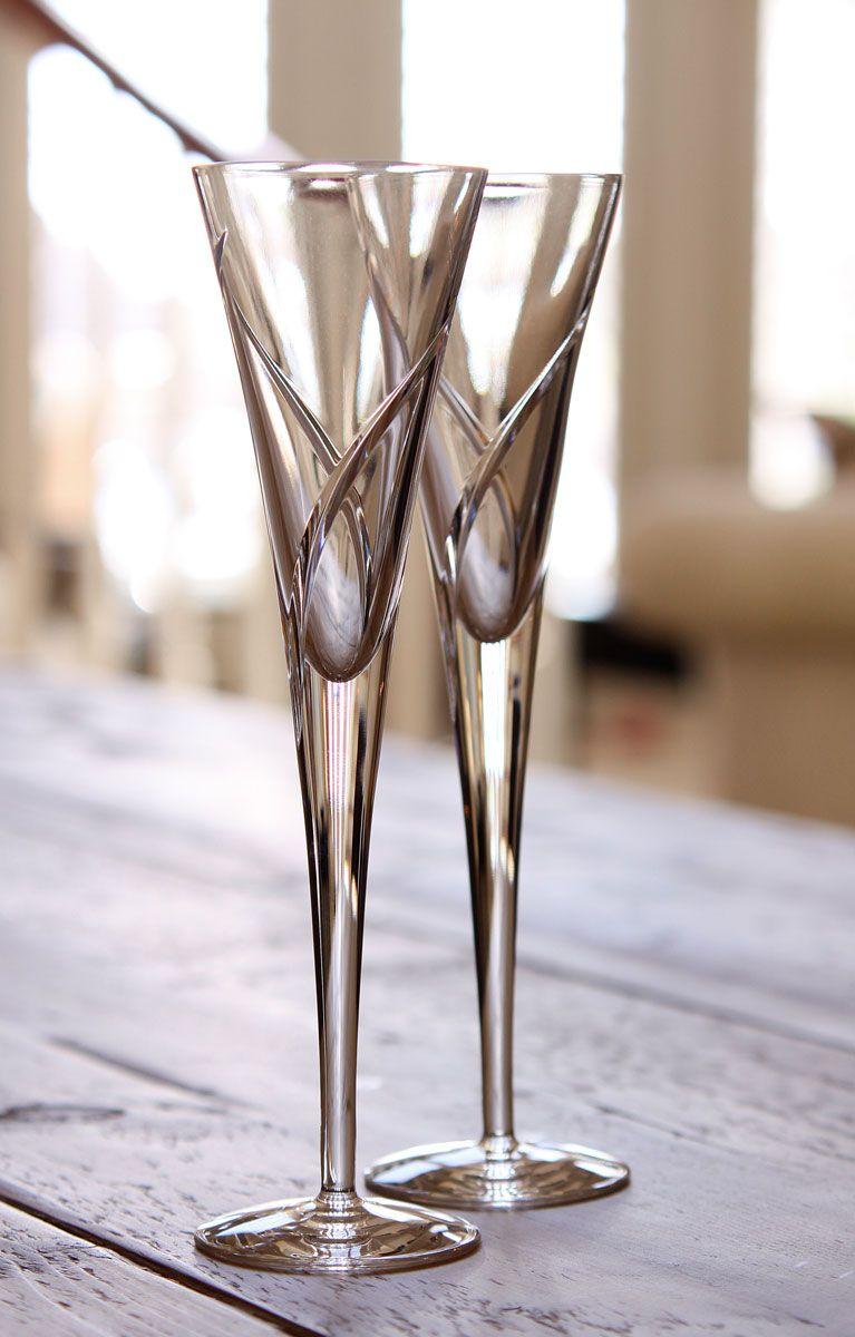 Waterford Siren Flute, Single   Pinterest   Glas