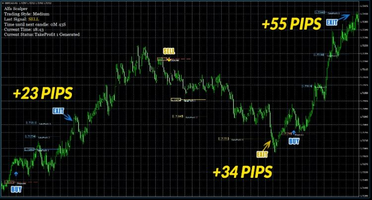 Alfa Scalper Karl Dittmann New Indicator Download Scalper