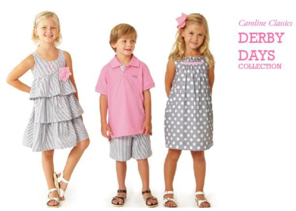 Derby Day Collection  Shop my website to coordinate the whole family! www.kellyskids.com/michellethompson