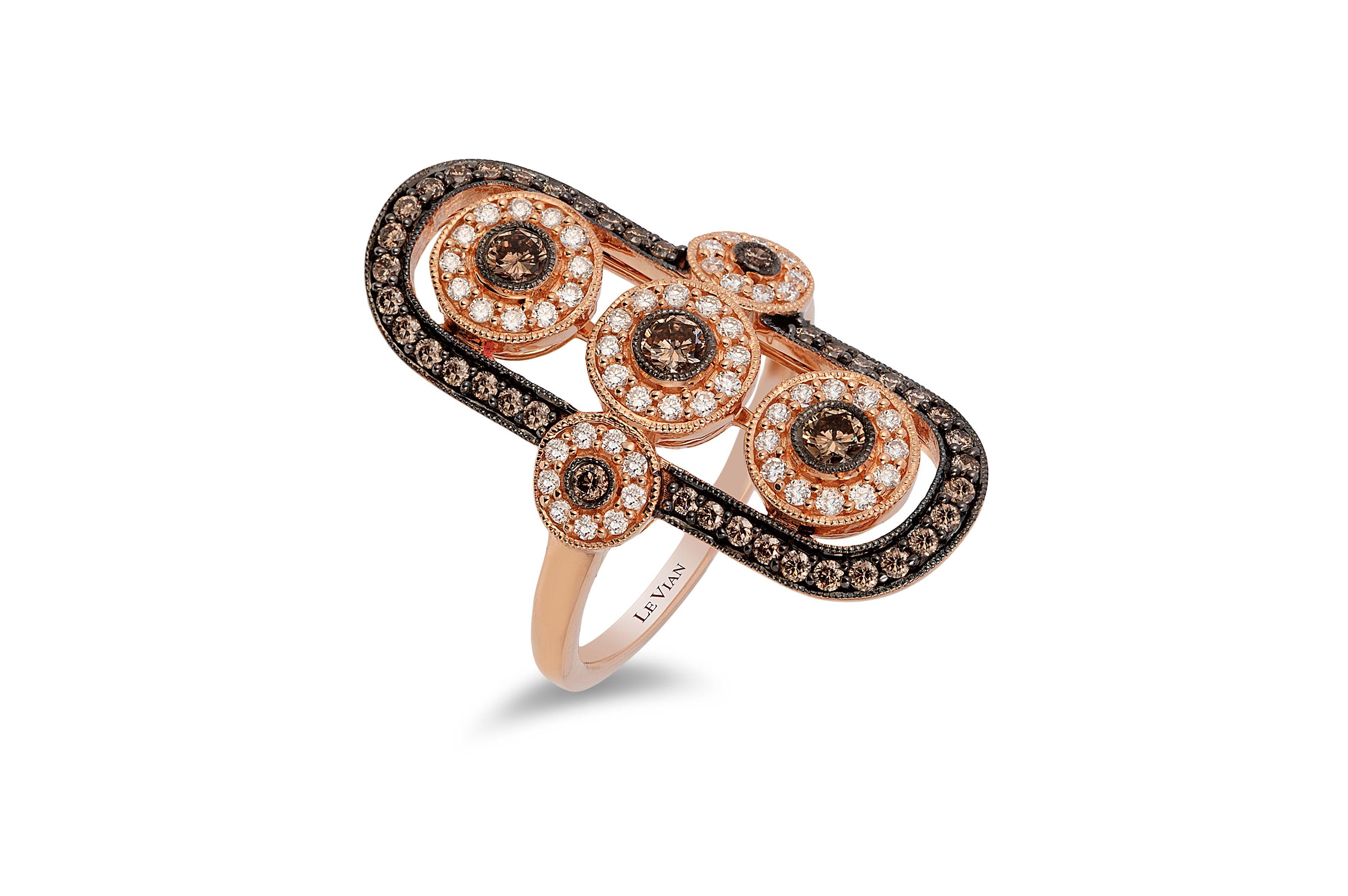 #LeVian Chocolate® Diamonds, #jewelry, #fashionjewelry, #ncdia