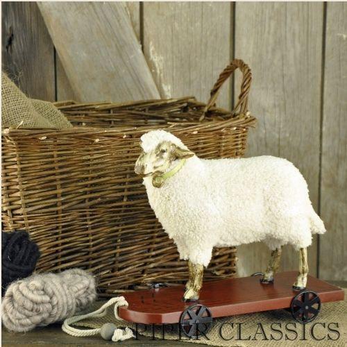Piper classics country decor folk art dolls animals