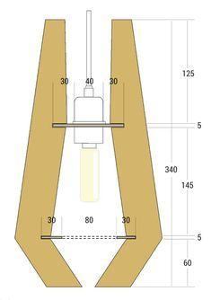 Lampada Fai Da Te Progetto Idee Per La Casa Nel 2019 Lampade In