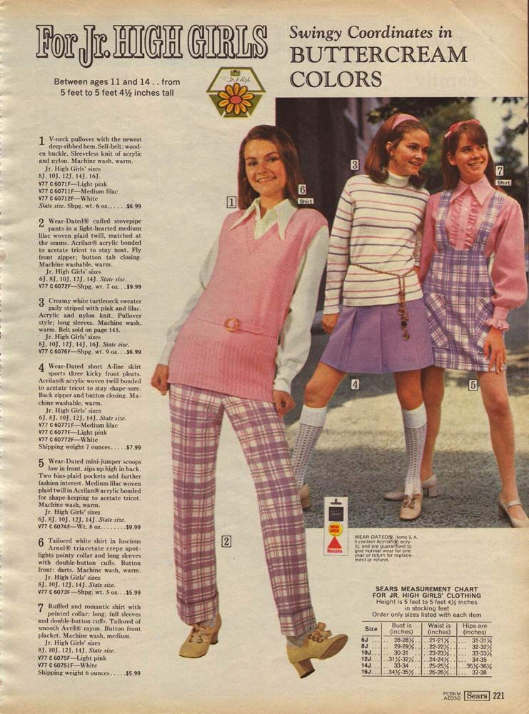 1960s Fashion for Women & Girls | Styles, Trends &