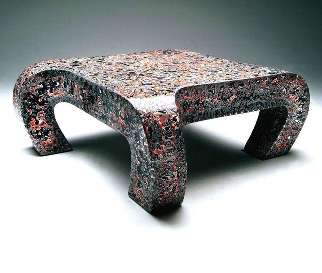 Roland Mellan, 'Frerouby Table,' , Twenty First Gallery