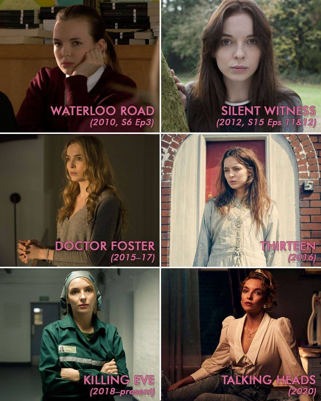 Bbc Iplayer On Instagram There Are Six Ways To Watch Jodie Comer On Bbc Iplayer And I M Going To Watch Them All In Chrono Jodie Comer Talking Heads Dr Foster