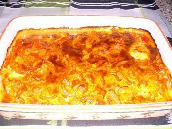 Rezept: Paprika-Ofen-Schnitzel