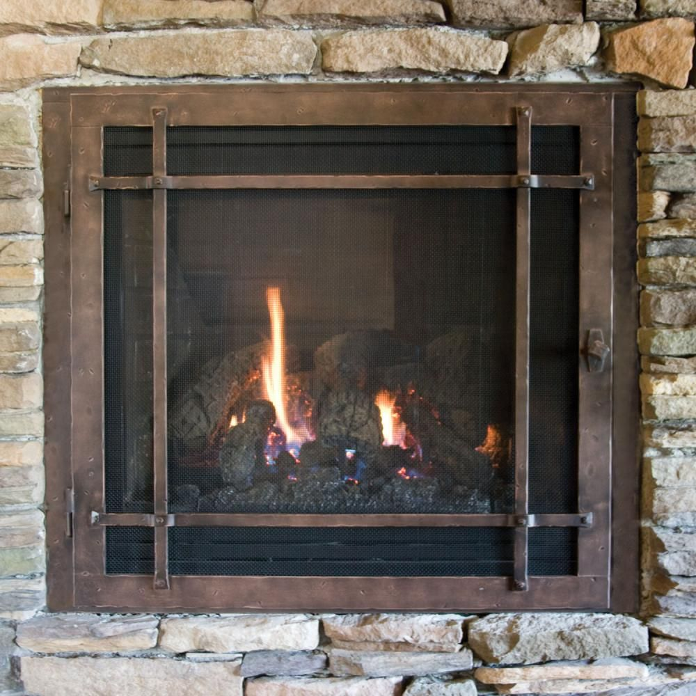 17+ images about Fireplace screens on Pinterest | Craftsman ...