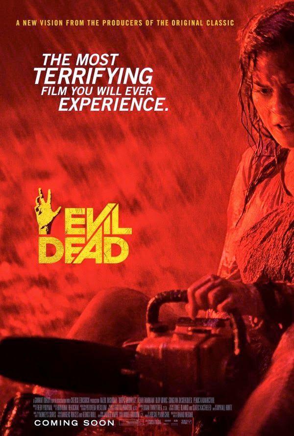 El Senor De Los Bloguinos Posesion Infernal 2013 De Fede Alvarez Movies To Watch Online Evil Dead 2013 Horror Movies 2010