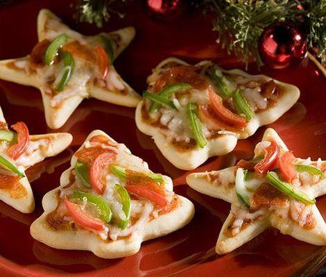Aperitivos navidad f ciles pizza cocina pinterest for Comidas para nochevieja