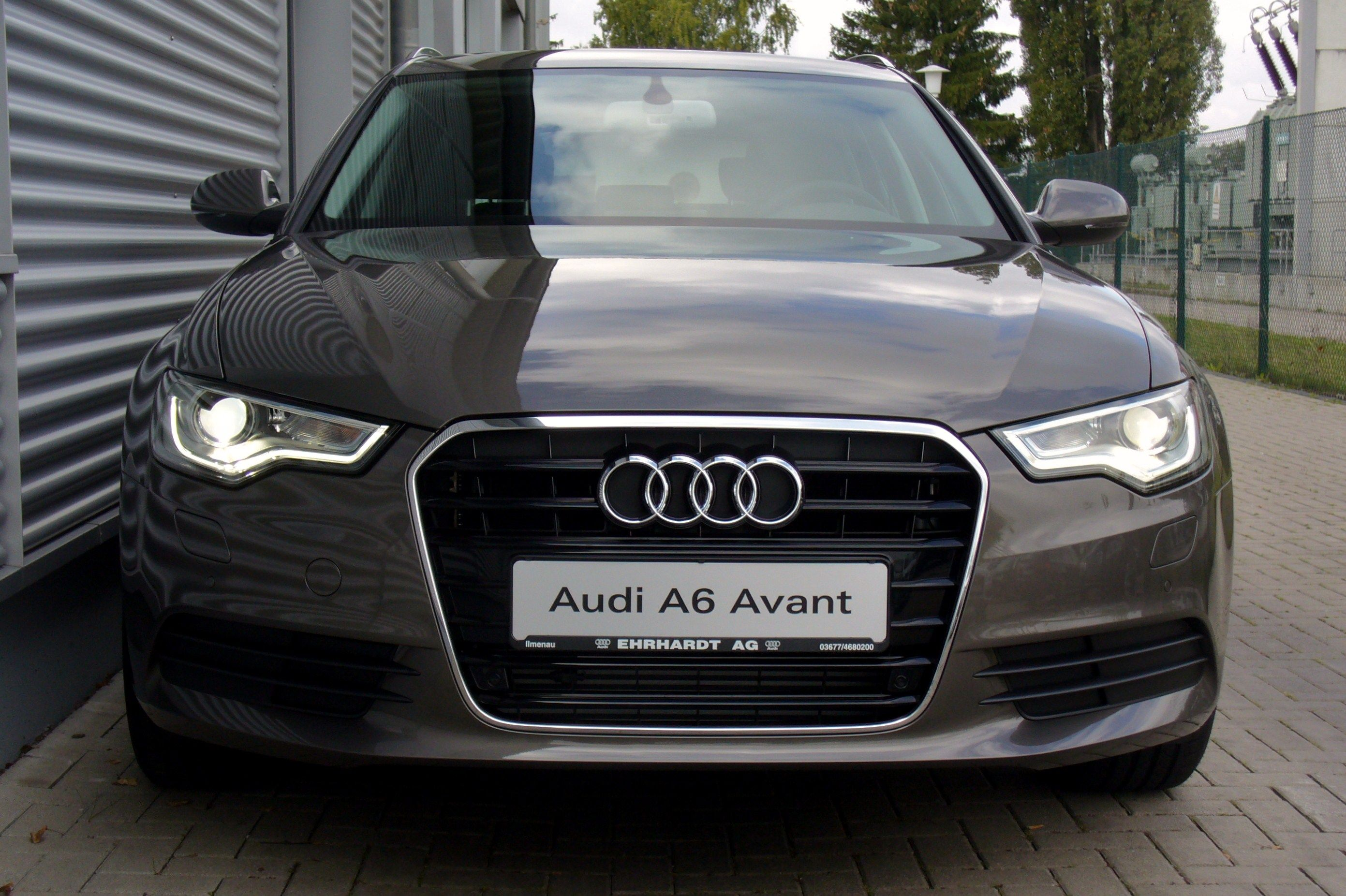 Audi a6 avant 2 0 tdi hd wallpaper