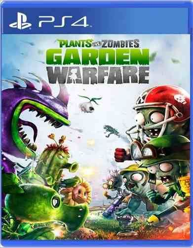 Plants Vs Zombies Garden Warfare Game Cover Ps4 Game Cover Pinterest