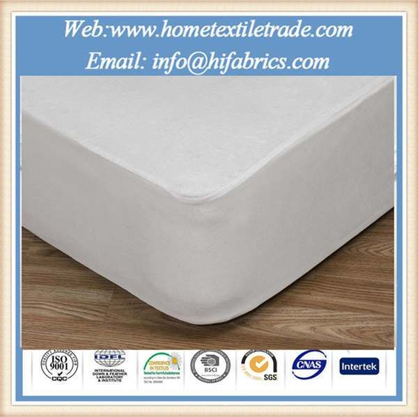 High Quality Terry Cloth Mattress Protector Mattress Cover In Florida Https Www Hometextile Waterproof Mattress Cover Waterproof Mattress Mattress Covers