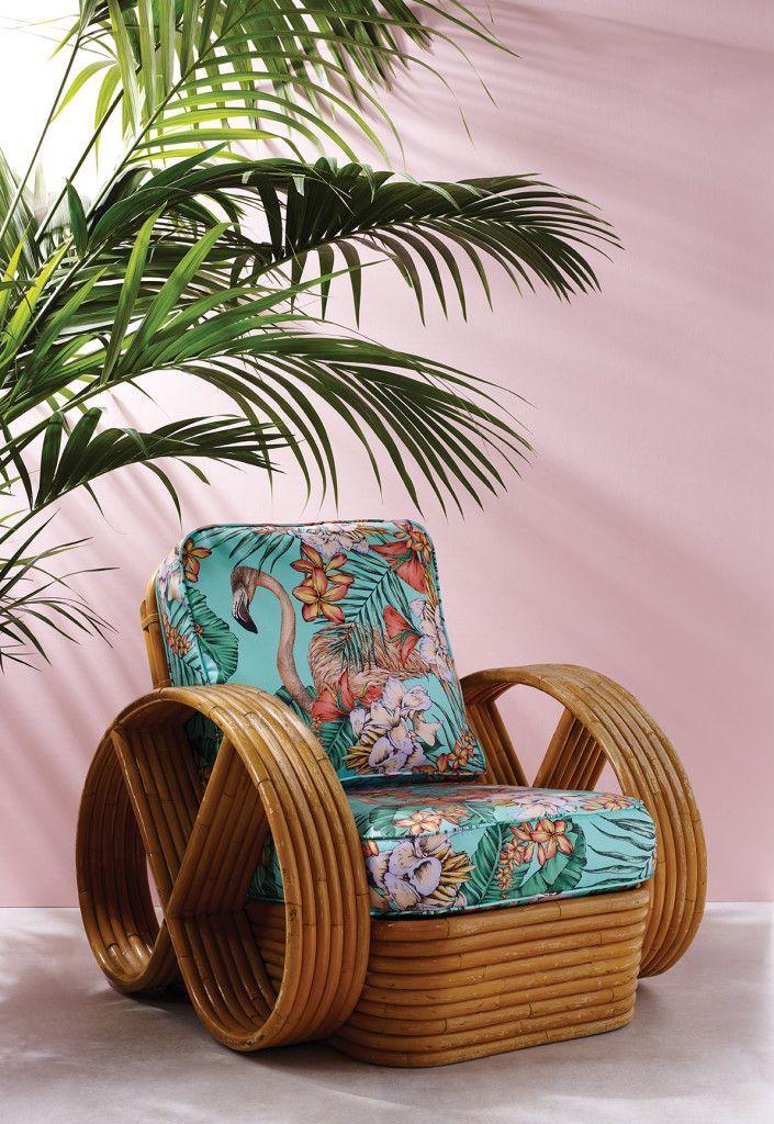 Marvelous Matthew Williamson At Osborne Little The English Room Tropical Home Decor Tropical Furniture Tropical Decor