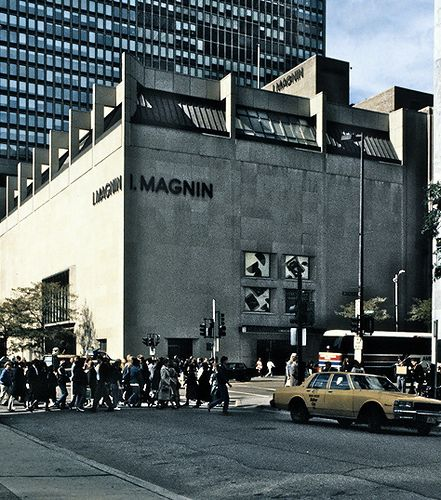 I Magnin Chicago Chicago Shopping Chicago History Chicago