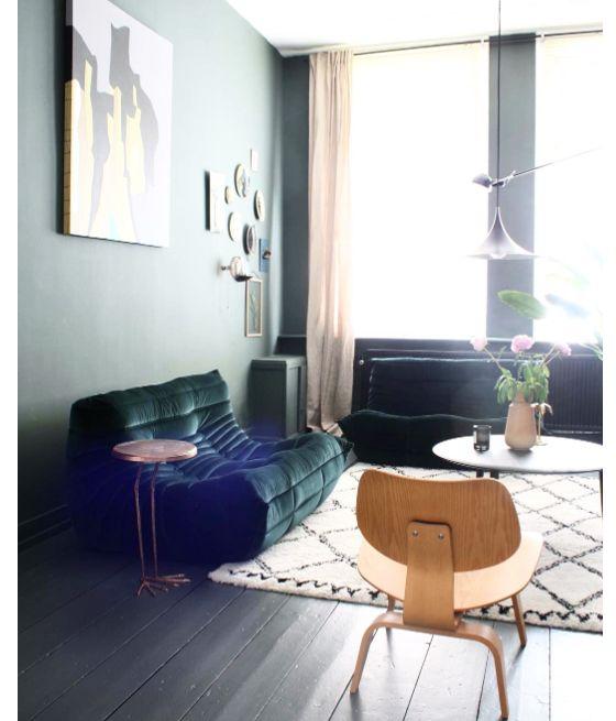 Epingle Par Clem Around The Corner Sur Salon Togo Sofa Chaises Bois Decoration Interieure