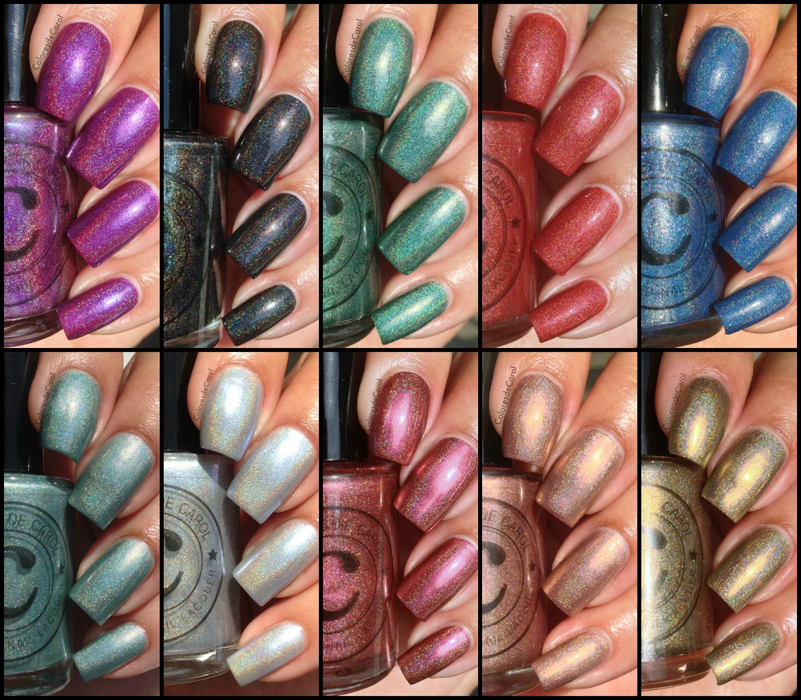 Colores de Carol: Colores de Carol New Additions.